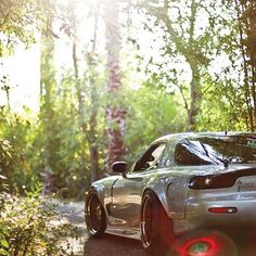 Mazda RX7 #jdm #hellaflush