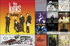 GOUWE OUWE MUZIEK - TOP 14 VAN 2014 De beste heruitgaven van het afgelopen jaar zoals besproken op Gouwe Ouwe Muziek.  1: THE KINKS – THE ANTHOLOGY 1964–1971 2: THE SMALL FACES – HERE COME THE NICE 3: RORY GALLAGHER – IRISH TOUR '74 4: BOB DYLAN & THE BAND – THE BASEMENT TAPES 5: LED ZEPPELIN – LED ZEPPELIN III 6: QUEEN – LIVE AT THE RAINBOW '74 7: JOHNNY CASH – OUT AMONG THE STARS 8: DEEP PURPLE – GRAZ 1975 9: LITTLE FEAT – LIVE IN HOLLAND 1976 10: SUPERTRAMP – CRIME OF THE CENTURY