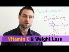 Vtiamin C And Weight loss