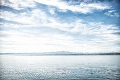 Lake Constance - Alps