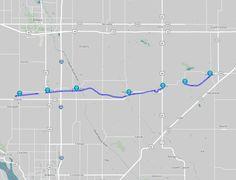Heart of Iowa Nature Trail: Iowa Tourism Map, Travel Guide, Things to Do: Travel Iowa