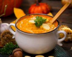 Soupe potimarron facile (rapide) - Une recette CuisineAZ