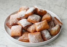 Just in Time for Mardi Gras! Try Out this Recipe for Beignets #InStyle
