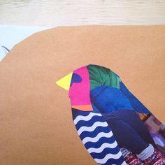 #bird #morningcollage #collage