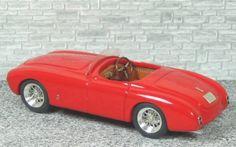 Ferrari 212 Export Spyder Vignale 1951 #0090E - Alfa Model 43