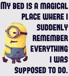 Yeh then I don't end up going to bed until the wee hours of the night ugh!!! Insomnia and I really need to breakup!!!