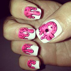 buff monster #nail #nails #nailart