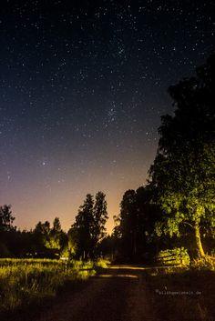 Sternenhimmel fotografieren