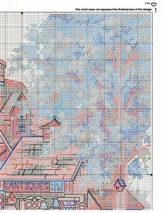 FREE Cross Stitch: Country Charm - 4
