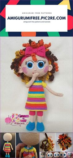 We share the Amigurumi Chamoy Doll Free Pattern pattern with you. You can visit our website for new and free patterns. Amigurumi Toys, Crochet Patterns Amigurumi, Crochet Baby, Free Crochet, Dark Brown Color, Black Thread, Free Pattern, Crochet Necklace, Dolls