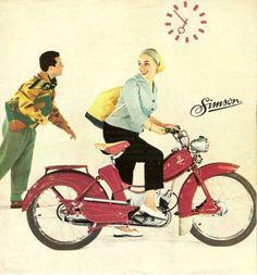 Simson SR, 60er Jahre, DDR (East Germany)