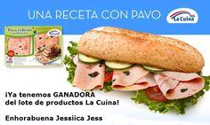 ¡Ya tenemos ganadora del #concurso! A disfrutar de tu lote de productos #LaCuina.  #Gourmet #sabercomer