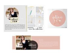 Case study for BEACHMINT under JEWELMINT branch by Krislam Chin. Banners, features and thumbnails for website.
