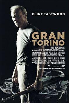 """Película. """"Gran Torino"""""""