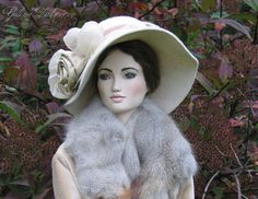Galina Zaharova art dolls: Моя первая шарнирная кукла из фарфора Мишель. My first bjd porcelain doll Michelle