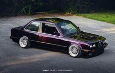 Zachery Dunn's BMW E30