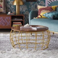 Shop for Drew Barrymore Flower Home Furniture in Drew Barrymore Flower Home. Buy products such as Multi-Tier Metal Accent Table, Multiple Colors by Drew Barrymore Flower Home at Walmart and save. Living Room Sets, Home Living Room, Wire Coffee Table, Small Bookshelf, Round Table Top, Table Frame, Engineered Wood, End Tables, Furniture Decor