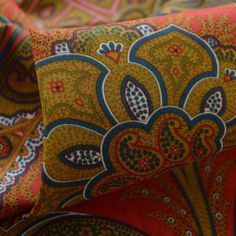 Buy Cotton Lawn and Voile Dressmaking Fabric Online Paisley Fabric, Paisley Pattern, Teal And Grey, Shades Of Purple, Cotton Lawn Fabric, Teal Background, Vintage Dress Patterns, Dressmaking Fabric, Paisley Design