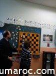 Formation d'échecs au centre privé