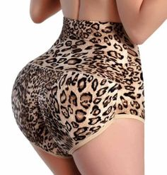2eab2d9ec47 Leopard Butt Lifter Enhancer Non Removable Pads Hip Body Shapewear for Sexy  Women 23 Days Delivery Leopard US Seller -- Check this awesome product by  going ...
