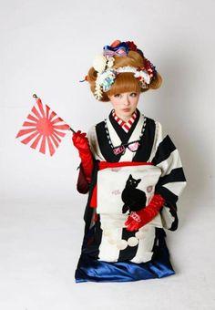きゃりーぱみゅぱみゅ kyary pamyu pamyu kimono
