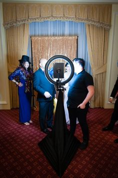 Weddings by StarDust | Ring light photobooth | Dallas, Texas Wedding Planners   #weddings #weddinginspiration #weddinginspo #weddingplanning #weddingplanner