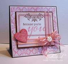 by Korin Sutherland (Sweet 'n Sassy Stamps)