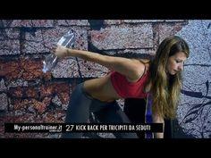 Allenamento Tricipiti Sodi - Livello 1 Principiante Molto Facile - YouTube