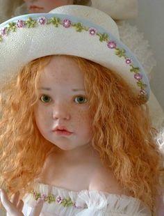 Посещение музея Hildegard Günzel в Duisburg, март 2016 год. Новая коллекция кукол. / Коллекционные куклы Hildegard Gunzel, Хильдегард Гюнцель / Бэйбики. Куклы фото. Одежда для кукол