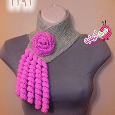3392 Crochet Baby, Diy And Crafts, Crochet Necklace, Accessories, Jewelry, Fashion, Moda, Jewlery, Jewerly