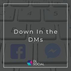 Want an easy way to communicate with your followers? 🆒  Use MESSENGER! Learn why . . . . . . . .  #socialmediatips #messenger #socialmedia #directmessaging  #directmail #socialmediamarketing #smallbusinesstips #smallbusinessmarketing #marketing #dlsocial #demelzaleonard #perthsmallbusiness