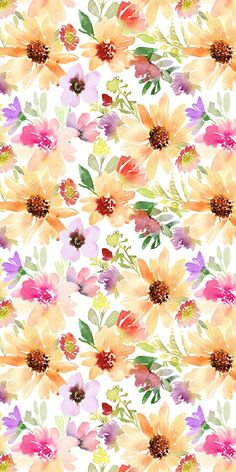 Custom Fall Floral Pattern - Welcome to our website, We hope you are satisfied with the content we offer. Cute Backgrounds For Iphone, Vintage Floral Backgrounds, Wallpaper Backgrounds, Flower Phone Wallpaper, Wallpaper Iphone Cute, Cute Wallpapers, Floral Wallpapers, Pattern Wallpaper, Wallpaper Designs