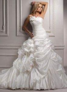 strapless-ball-gown-wedding-dress
