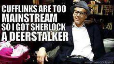 Love hipster Lestrade.