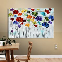 You'll love the Spring Colors Canvas Print at Joss & Main - With Great Deals on all products and Free Shipping on most stuff, even the big stuff.