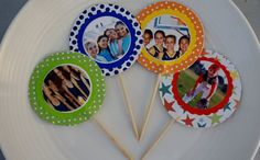 Hey, I found this really awesome Etsy listing at https://www.etsy.com/listing/198762083/6-soccer-custom-photo-cupcake-food