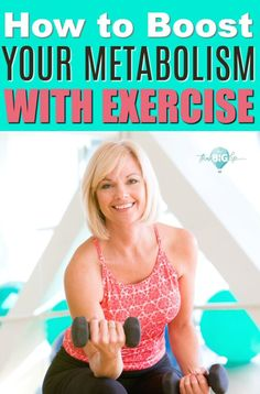 The best exercises to boost your metabolism are probably not what you think they are going to be. Discover what  exercises work best and why.
