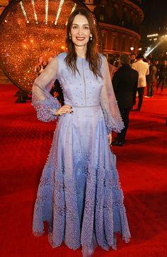 Roksanda Ilincic attends The Fashion Awards 2016 at Royal Albert Hall on December 5 2016 in London United Kingdom