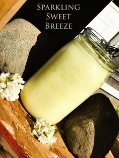32 Ounce Mason Jar Candle – Sparkling Sweet Breeze Candles Crafts & More - Hand Made Strong Scented Candles, Soy Wax Candles, Citronella Candles, Mason Jar Candles, Organic Candles, Large Candles, Homemade Soy Candles, Candle Containers, Link