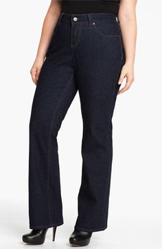 Jag Jeans 'Foster' Bootcut Jeans (Plus) available at Nordstrom