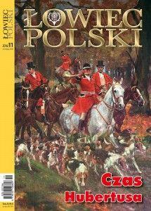"""""""Łowiec Polski"""" listopad 2016 r."""