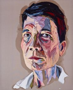 Anh Do: Father :: Archibald Prize 2014 :: Art Gallery NSW