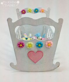 This week I'm celebrating the new Cherished collection by Eileen Hull for Sizzix. Eileen's new collection is all about babies. The Hull family has just gained a new addition this past weekend wit...