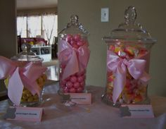 Baby Girl Shower - Candy - Country Girl | City Girl is a Country Girl at Heart!