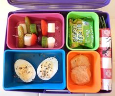 Eggface Bento Box Lunch Ideas and Recipes Bariatric Eating, Bariatric Recipes, Keto Recipes, Healthy Recipes, Bento Box Lunch, Weight Loss Surgery, Lunch Ideas, Meal Ideas, 100 Calories