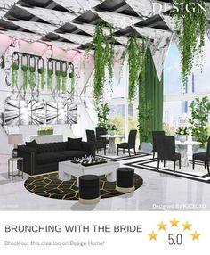 Design Home App, My Design, House Design, Star Designs, Table Decorations, Bride, Plants, Game, Home Decor