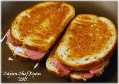 Reuben Grilled Both Sides, so good! Hadn't had a Reuben in years. Corned Beef Sandwich, Reuben Sandwich, Turkey Sandwiches, Wrap Sandwiches, Cornbeef Sandwich Recipes, Good Food, Yummy Food, Dinner Entrees, Food And Drink