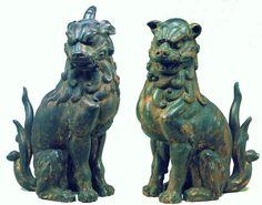 教王護国寺の狛犬