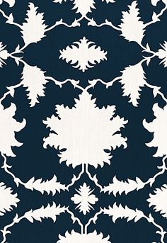 Garden of Persia Schumacher Fabric // Mary McDonald