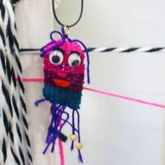 Textile lessons by Atelier Braakmans van Beuningen